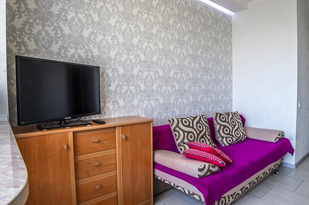 1-комнатная квартира посуточно в Харькове. Киевский район, ул. Чернивецкая, 7-А. Фото 1