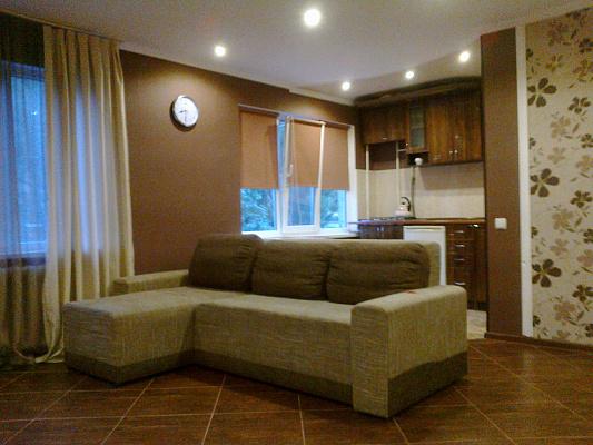 1-комнатная квартира посуточно в Херсоне. Корабельный район, Николаевское шоссе, 11-А. Фото 1