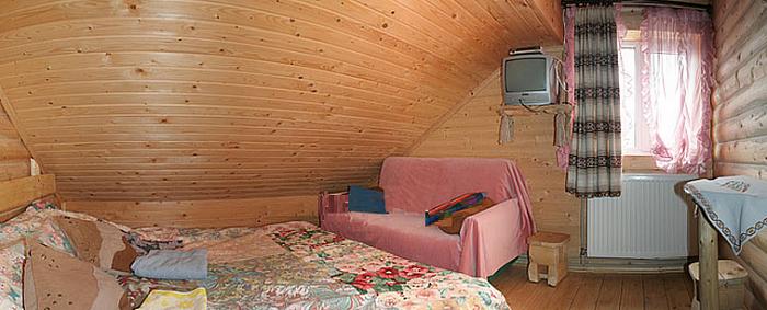 Дом  посуточно в Лазещине. с. Лазещина, 688. Фото 1