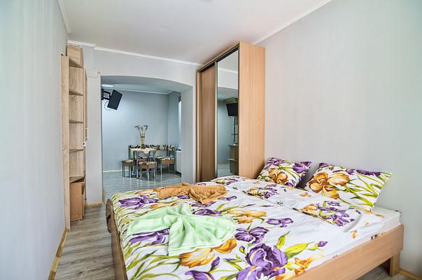 1-комнатная квартира посуточно в Львове. Галицкий район, ул. Князя Льва, 2. Фото 1