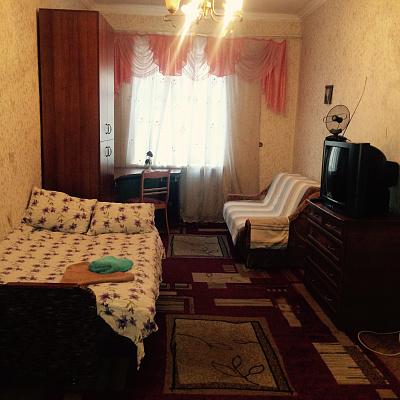 1-комнатная квартира посуточно в Львове. Галицкий район, пл. Рынок, 11. Фото 1