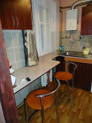 1-комнатная квартира посуточно в Львове. Лычаковский район, Зелена, 4. Фото 1
