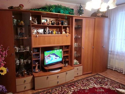 1-комнатная квартира посуточно в Славутиче. ул. Московская, 5. Фото 1