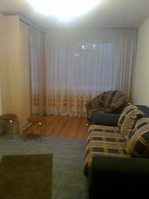 1-комнатная квартира посуточно в Киеве. Голосеевский район, Голосеевская, 8. Фото 1