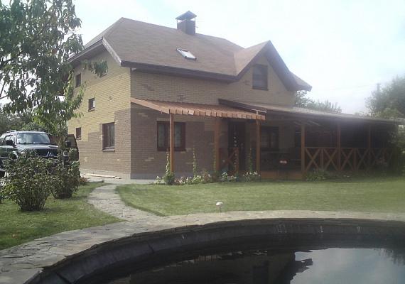 Дом  посуточно в Броварах. Соломенский район, c.Cкибин, Академсады. Фото 1
