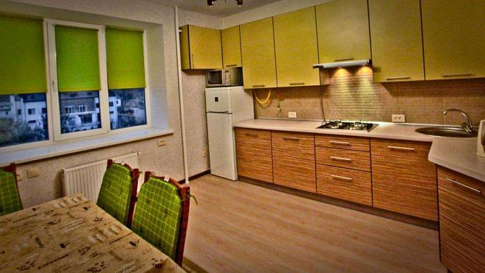 1-комнатная квартира посуточно в Ровно. пер. Гайдара, 8. Фото 1