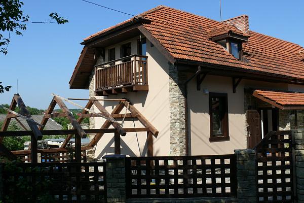 Дом  посуточно в Каменце-Подольском. ул. Госпитальная, 12. Фото 1