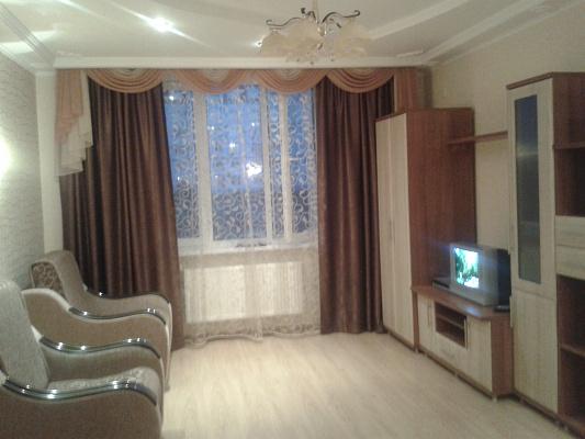 1-комнатная квартира посуточно в Севастополе. Гагаринский район, Античный пр-т, 18. Фото 1