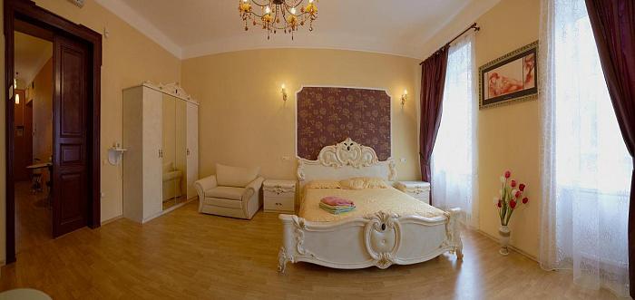 1-комнатная квартира посуточно в Львове. Лычаковский район, ул. ЛЫЧАКОВСКАЯ, 45. Фото 1