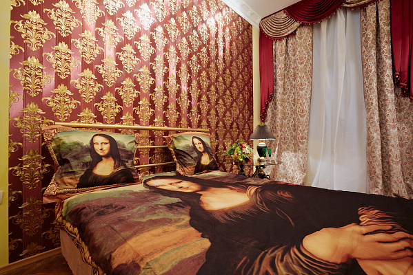 2-комнатная квартира посуточно в Львове. Галицкий район, ул. Поповича, 5. Фото 1