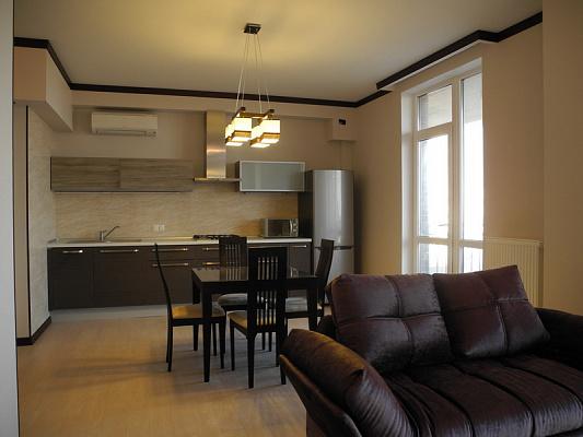 1-комнатная квартира посуточно в Одессе. Приморский район, отрадная, 13. Фото 1