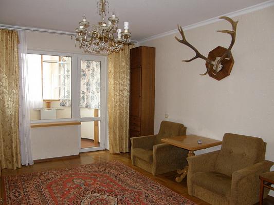 3-комнатная квартира посуточно в Алуште. ул. Юбилейная, 2. Фото 1