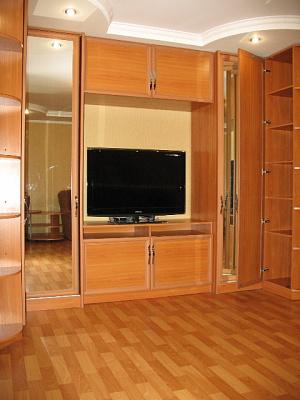 1-комнатная квартира посуточно в Евпатории. пр-т Победы. Фото 1