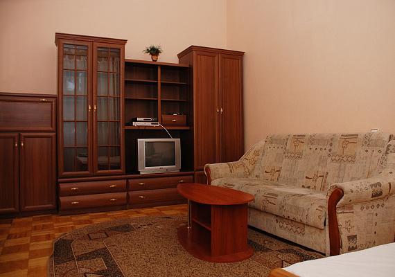 1-комнатная квартира посуточно в Киеве. Шевченковский район, Гончара, 20. Фото 1