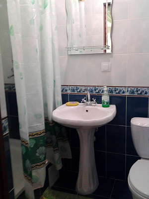 1-комнатная квартира посуточно в Севастополе. Ленинский район, Голубая бухта, 2. Фото 1