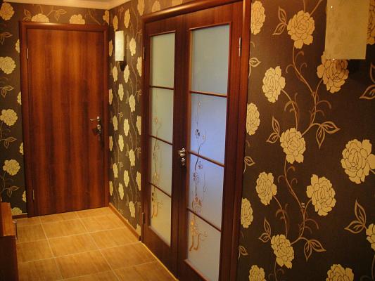 1-комнатная квартира посуточно в Днепропетровске. Индустриальный район, Березинская ул., 35. Фото 1
