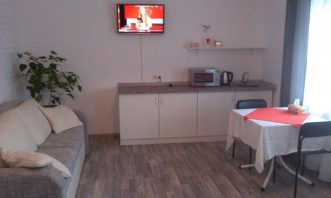 1-комнатная квартира посуточно в Борисполе. ул.Головатого, 56. Фото 1