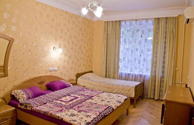 3-комнатная квартира посуточно в Киеве. Печерский район, ул.Киквидзе, 4. Фото 1