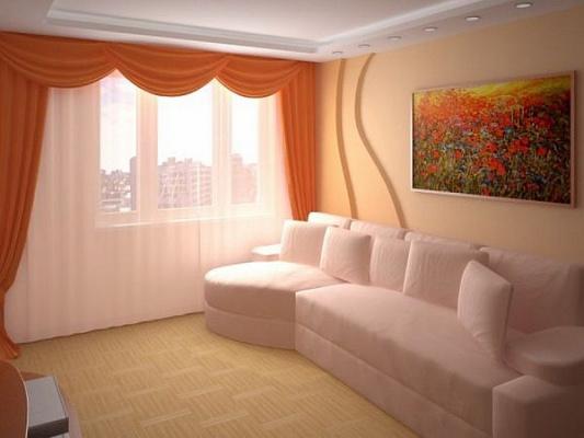 1-комнатная квартира посуточно в Балаклее. ул. Октябрьская, 22. Фото 1