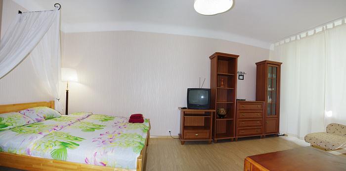 1-комнатная квартира посуточно в Киеве. Шевченковский район, Лагерная, 44. Фото 1