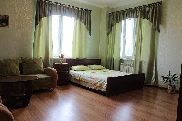 2-комнатная квартира посуточно в Киеве. Дарницкий район, ул. Срибнокольская, 3. Фото 1