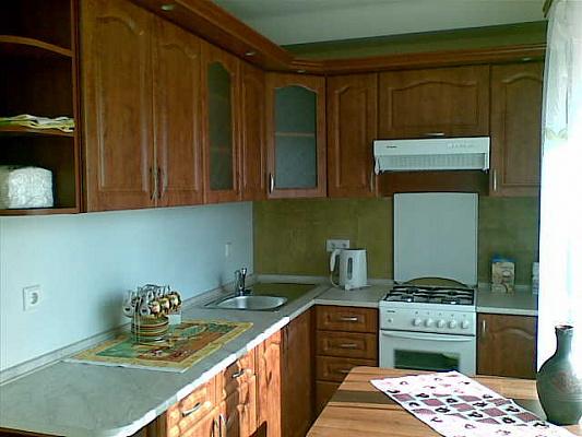 2-комнатная квартира посуточно в Киеве. Печерский район, Неманская, 2. Фото 1