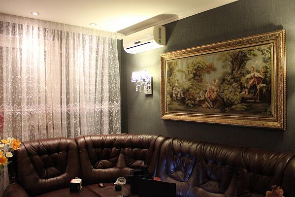 1-комнатная квартира посуточно в Одессе. Приморский район, Одесса, Новосельского,, 35. Фото 1