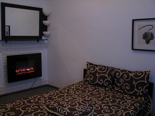 1-комнатная квартира посуточно в Львове. Галицкий район, ул. Венецианова, 13. Фото 1