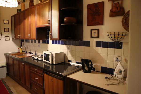 3-комнатная квартира посуточно в Львове. Галицкий район, пр-т Шевченко, 6. Фото 1
