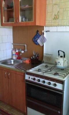 1-комнатная квартира посуточно в Бердянске. ул. Волкова. Фото 1