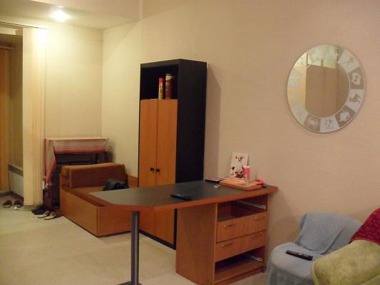 1-комнатная квартира посуточно в Одессе. Приморский район, ул.Дерибасовская. Фото 1