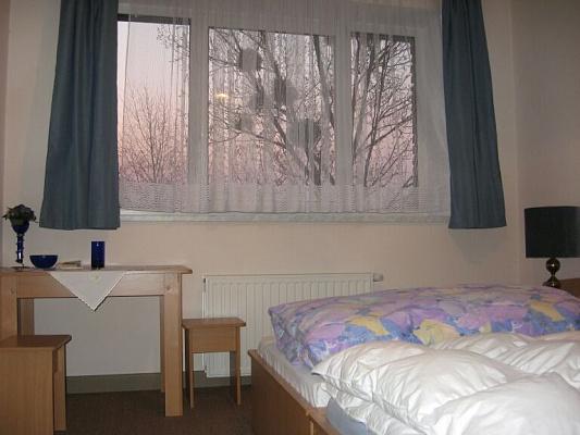 Мини-отель  посуточно в Львове. Железнодорожный район, ул. Городоцкая, 319a. Фото 1