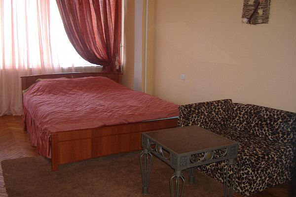 1-комнатная квартира посуточно в Киеве. Днепровский район, М. Расковой, 8. Фото 1