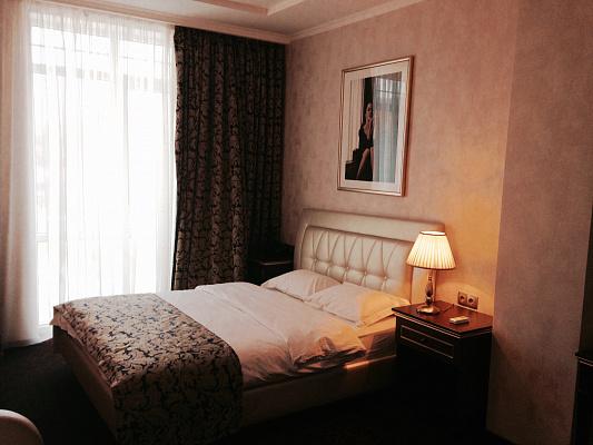 1-комнатная квартира посуточно в Донецке. Куйбышевский район, ул. Дубравная, 211. Фото 1