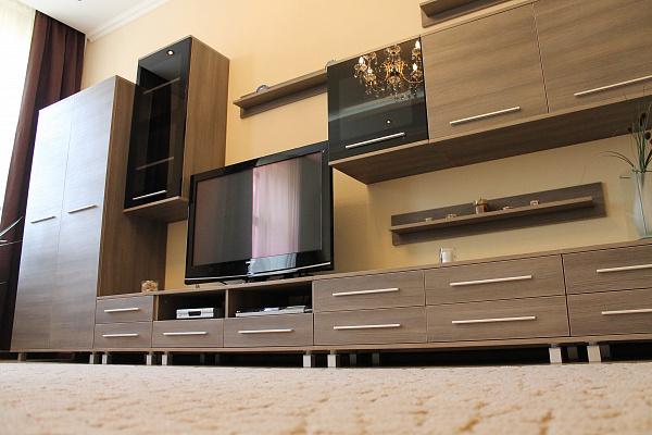 1-комнатная квартира посуточно в Львове. Лычаковский район, ул. Марии Заньковецкой, 5. Фото 1