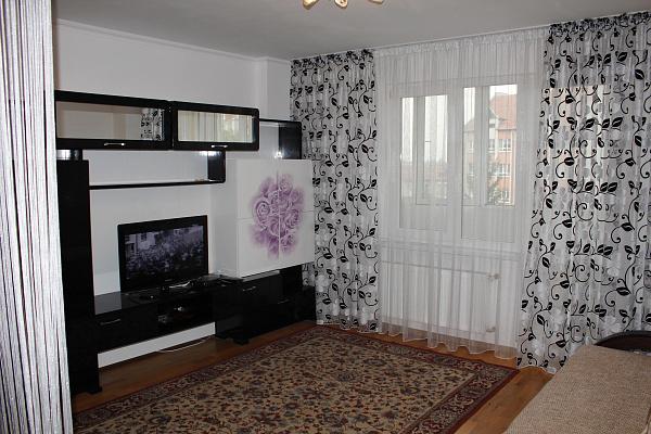 1-комнатная квартира посуточно в Трускавце. ул. Павла Скоропадского, 9. Фото 1