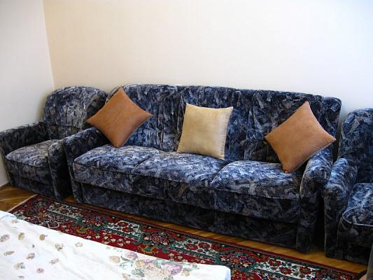 1-комнатная квартира посуточно в Трускавце. ул. Бориславская, 39. Фото 1