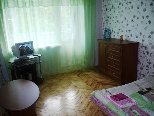 1-комнатная квартира посуточно в Виннице. Ленинский район, пр-т Юности, 39. Фото 1