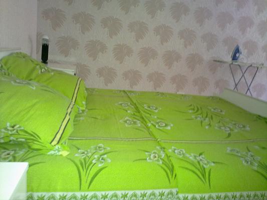 1-комнатная квартира посуточно в Херсоне. Суворовский район, ул. Фрунзе, 24. Фото 1