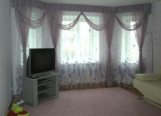 1-комнатная квартира посуточно в Тернополе. пр-т Злуки, 8. Фото 1