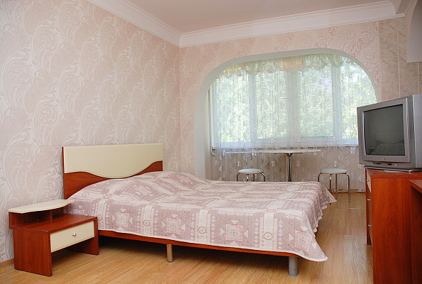 1-комнатная квартира посуточно в Киеве. Соломенский район, ул. Василия Липковского, 15. Фото 1