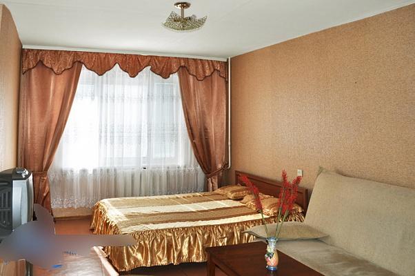 1-комнатная квартира посуточно в Севастополе. Гагаринский район, ул. Героев Сталинграда, 46. Фото 1