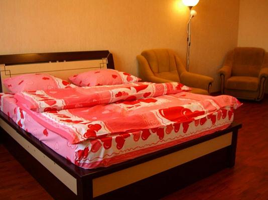 1-комнатная квартира посуточно в Киеве. Голосеевский район, Красноармейская, 101. Фото 1