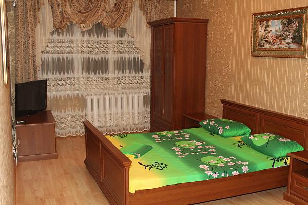 1-комнатная квартира посуточно в Киеве. Оболонский район, пл. Дружбы Народов, 1. Фото 1