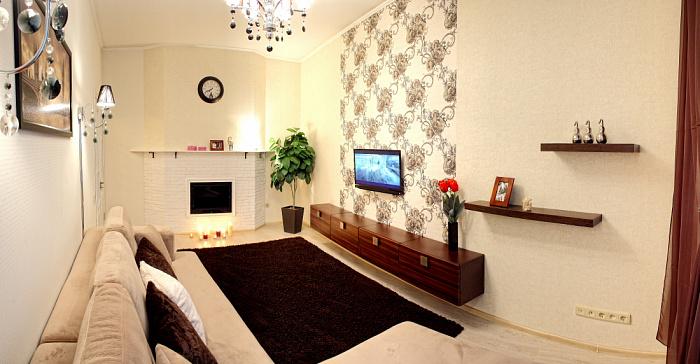 2-комнатная квартира посуточно в Севастополе. Ленинский район, пр-т Нахимова, 17. Фото 1
