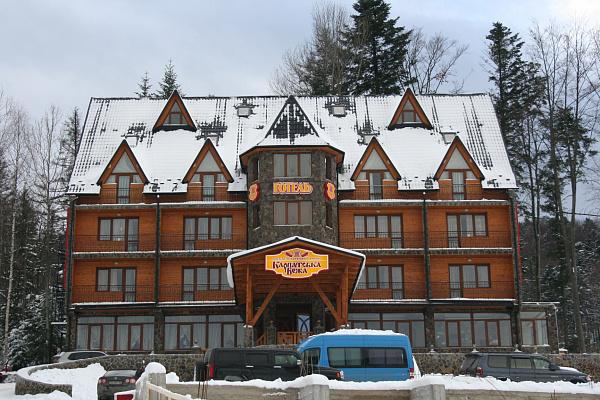 Мини-отель  посуточно в Мигово. пр-т Горнолыжний, 1-Ж. Фото 1