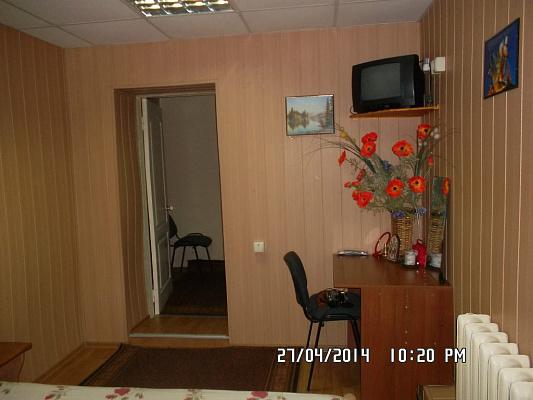 1-комнатная квартира посуточно в Затоке. ул. Приморская, 3. Фото 1