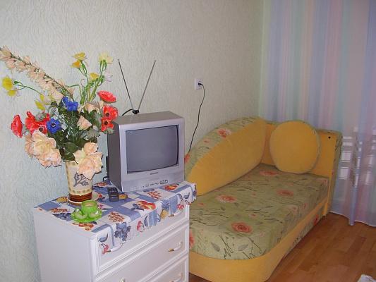 1-комнатная квартира посуточно в Киеве. Деснянский район, ул.Цветаевой, 9. Фото 1