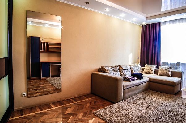 1-комнатная квартира посуточно в Харькове. Дзержинский район, ул. Отакара Яроша, 21. Фото 1