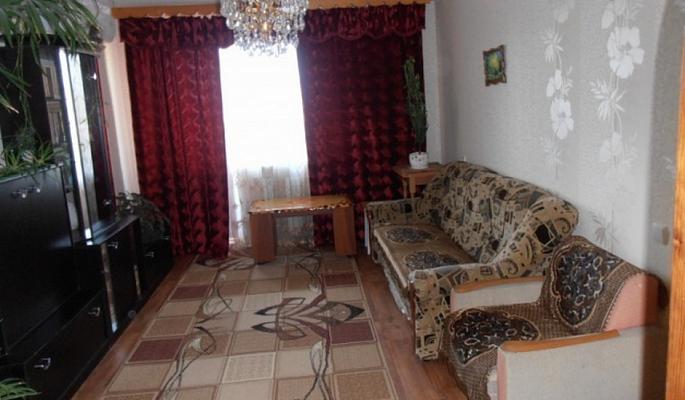 1-комнатная квартира посуточно в Севастополе. Гагаринский район, Гагарина, 24. Фото 1